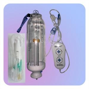 Помпа инфузионная (Tuoren), 275 мл, с катетером и регулятором на 15 скоростей (мл/ч)